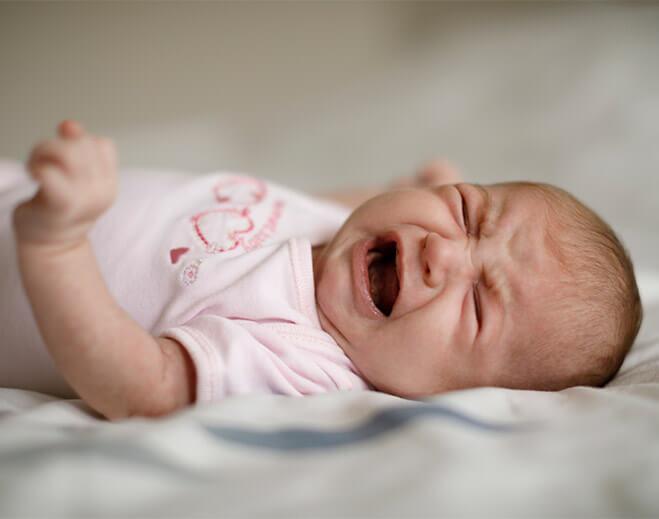 Newborn Crying